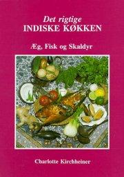 det rigtige indiske køkken æg, fisk og skaldyr - bog