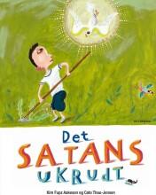 det satans ukrudt - bog