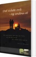 det sidste ord - og endnu et - bog