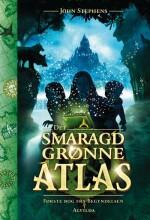 det smaragdgrønne atlas - første bog fra begyndelsen - bog