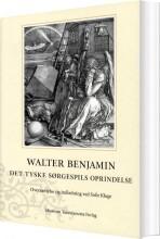 det tyske sørgespils oprindelse - bog