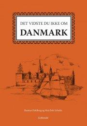 det vidste du ikke om danmark - bog