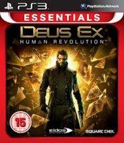 deus ex: human revolution (essentials) - PS3