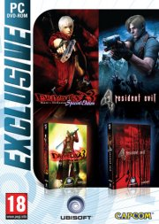 devil may cry 3 + resident evil 4 - PC
