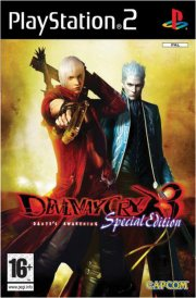devil may cry 3: special edition - PS2
