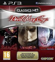 devil may cry hd collection - dk - PS3