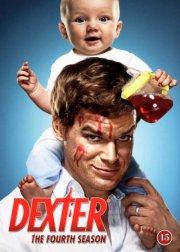dexter - sæson 4 - DVD