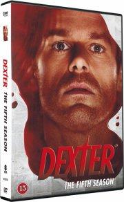 dexter - sæson 5 - DVD