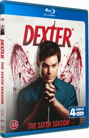 dexter - sæson 6 - Blu-Ray
