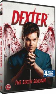 dexter - sæson 6 - DVD