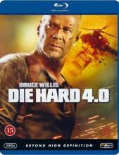 die hard 4.0 - live free or die hard - Blu-Ray