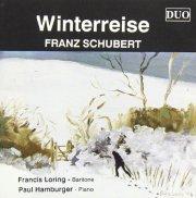 paul hamburger: piano francis loring: baritone - die winterreise - cd