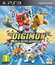 digimon all-star - rumble - PS3