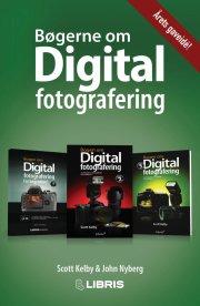 digital fotografering gavepakke - bog