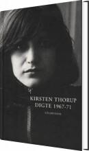 digte 1967-71 - bog