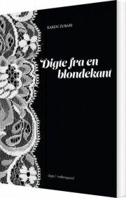 digte fra en blondekant - bog