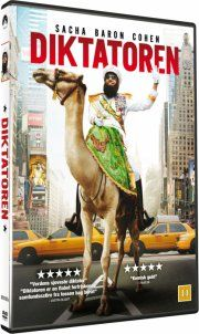 the dictator / diktatoren - DVD