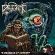 gruesome - dimensions of horror - Vinyl / LP