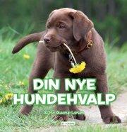 din nye hundehvalp - bog