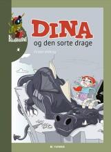 dina og den sorte drage - bog