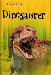 dinosaurer - bog