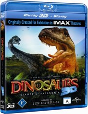 dinosaurs - 3d imax - Blu-Ray