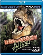 dinosaurs alive! - 3d imax - Blu-Ray