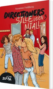 directioners 3. sille uden niall - bog