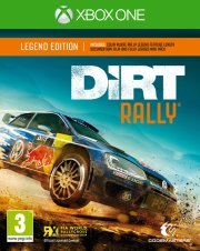 dirt rally (legend edition) - xbox one