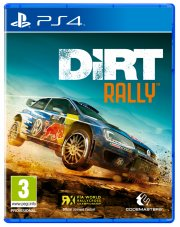 dirt rally (legend edition) - PS4