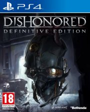 dishonored - definitive edition - PS4