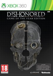 dishonored - game of the year - xbox 360