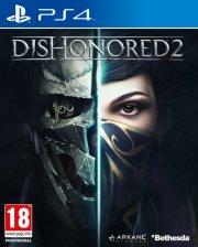 dishonored ii (2) - PS4