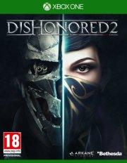 dishonored ii (2) - xbox one
