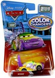 disneys biler - farveskiftere - wingo spoilers - Køretøjer Og Fly