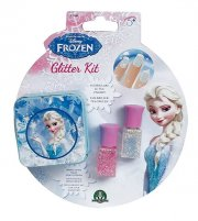 disney frost glimmer negle - neglelak - pink / lilla - Kreativitet