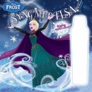 disney frost - syng med elsa - bog