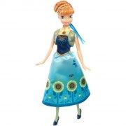 disney frost - anna fever doll (dgf57) - Dukker