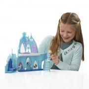 disneys frost - lille dukke elsa frosne slot - Figurer