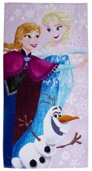 frost håndklæde - vintermotiv - Til Boligen
