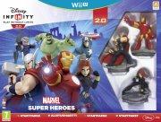 disney infinity 2.0: marvel super heroes - starter pack (nordic) - wii u