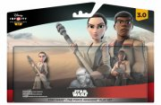 disney infinity 3.0 - the force awakens - legesæt - Figurer