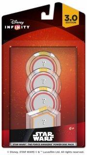 disney infinity 3.0 - the force awakens - power disc 4-pack - Figurer