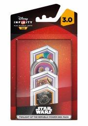 disney infinity 3.0 - power disc 4-pack - twilight of the republic - Figurer