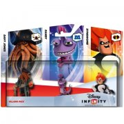 disney infinity - davy jones, randalf og syndrome - Figurer