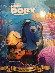 disney magiske historier find dory - bog