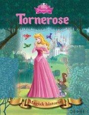 disney magiske historier - tornerose - bog
