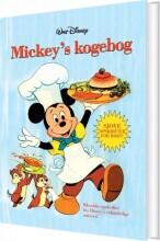 disney mickey mouse kogebog - bog