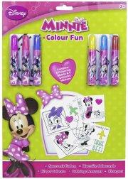 disney minnie colour fun 6 markers - Kreativitet