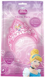 disney prinsesse diadem / tiara til prinsesse kostume - Udklædning